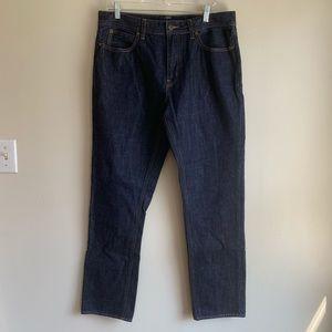 J. Crew The Sutton denim jeans size 33